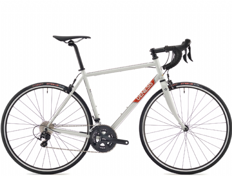Genesis Equilibrium 20 Road Bike White 2018